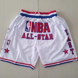 Brand New NBA Just Don All Stars Basketball Shorts